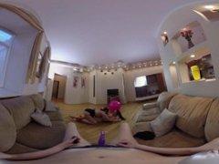 VR Porn Sexy Fitness Session  Virtual Porn 360