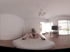 VR Porn BDSM Lovers: Drill my Pussy  Virtual Porn 360