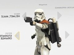Star Wars Battlefront Death Star: New Customization System + All New Skins!