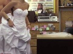 A bride's revenge!