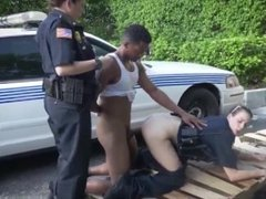 Hot guy police suck a milf and milf police naked movies and big dick