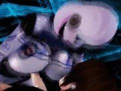 3d hentai robot sex
