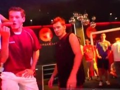 Twinks group movies and frat group jack off and gay group action bare and
