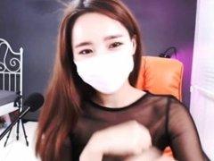 Sexy Korean Cam Girl
