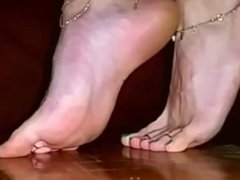 Showing My Sexy Soles (Kylie Feet)