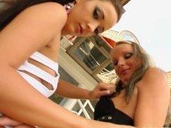 Katerina - Tina lesbian fisting by FistFlush