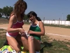 Teen caprice threesome and tranny rides big dildo and public agent ticket