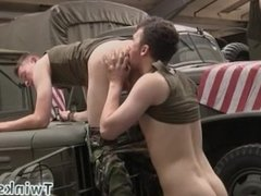 Sucking cock from behind porn movie and gay fuck dick in ass movies and