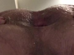 His cumload dripping out of my hole