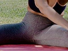 Hot Anal Yoga Threesome