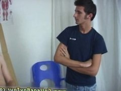 Gay doctor spanking male patient and teen boys cumming for the doctor and