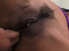 Asian MILF loves anal