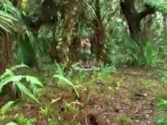 Armond Rizzo & Hunk Vance Crawford In The Forest (2014) PROMO