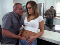 Old pervert teen and chubby blonde teen tits and hairy mexican teen and