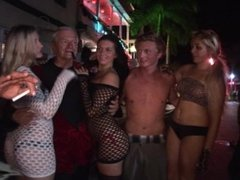 Experience Toga Night at Fantasy fest 2012 Key West Florida