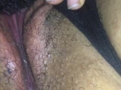 Pussy licking close up - Home made