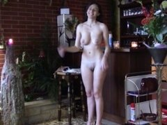 FIRST TIME UNDRESSING FOR VIDEO CLIP
