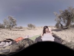 VR Porn Outside experiences: Dirty Pamela fucks in POV  Virtual Porn 360