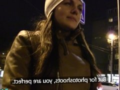 Lost Russian fucks for taxi money