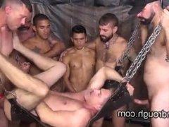 Big Cocks Wet Sling Part 1