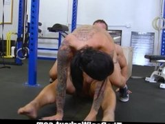 The Real Workout- Christy Mack Fucked At The Gym By Trainer