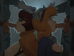 Scooby Doo Velma Hentai Slideshow