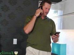 Teenage Daughter Sucks Dick To Get Mobile Phone Returned