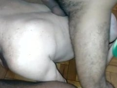rim asshole and suck a black dick