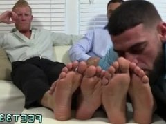 Gay cute feet black porn and gay guys feet fucking sex free movies and