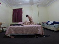 Sex craved stranger fucks French tutor Tasha Scene 2