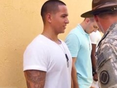 Gay male galleries military xxx Yes Drill Sergeant!