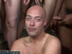 Male sex goat gay porn tube Michael Madison the Bukkake Rider!