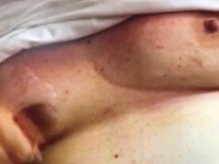 Cum On My Wife's Tits
