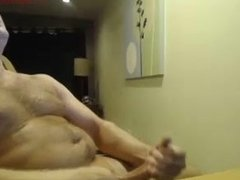 Daddy ate his own cum vid.2