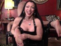 foot slave tickled torture 2