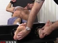 Black men feet fetish movietures gay xxx Chase LaChance Is Back For More