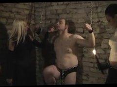 Prison for slaves