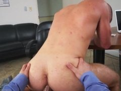 Male doctors examining naked straight guys gay xxx Keeping The Boss Happy