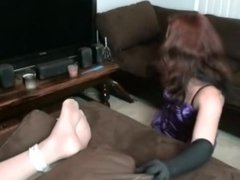 male tickle torture by lady 2