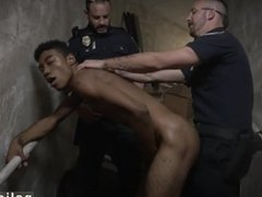 Gay porn movietures cop tank top and a gay cop fucks a fun gay teen dude
