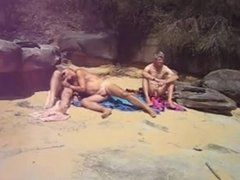 Beach Sex Gay 1
