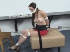 Rachel wants to be tied up