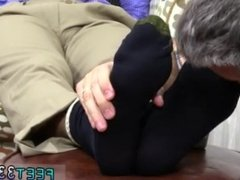 Gay twink foot slave stories xxx Chase LaChance Tied Up, Gagged & Foot