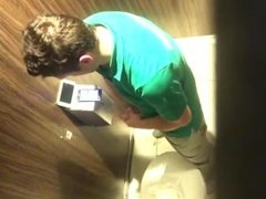 Dando uma espiada no banheiro 2