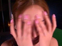 小川さんのGlass kiss Japanese
