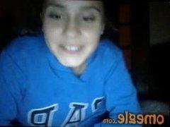 Boobs Flash Mex girl Omegle