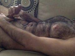 hairy beautiful man