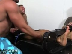 Gay sex movies caught and kiss sex photo school Muscular Tyrell