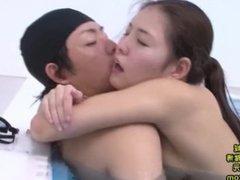 japanese swimming girl