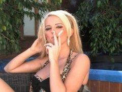Gemma Hiles smoking 6 (JS)